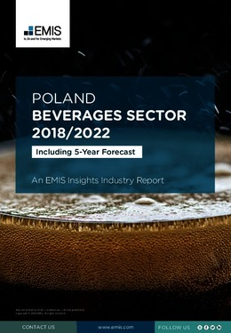 Poland Beverages Sector Report 2018/2022 - Page 1