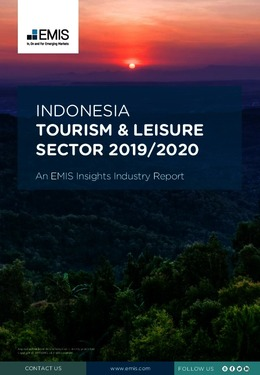 Indonesia Tourism and Leisure Sector Report 2019/2020 - Page 1