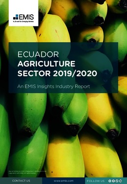 Ecuador Agriculture Sector Report 2019/2020 - Page 1