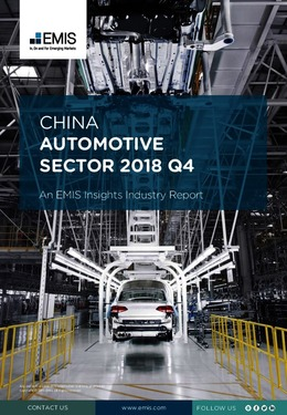 China Automotive Sector Report 2018 4th Quarter - Page 1