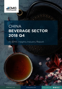 China Beverages Sector Report 2018 4th Quarter - Page 1