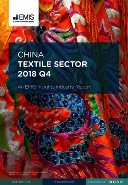 China Textile Manufacturing Sector Report 2018 4th Quarter - Page 1