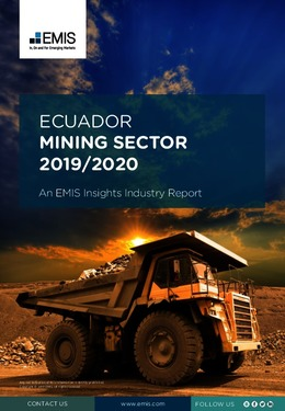 Ecuador Mining Sector Report 2019/2020 - Page 1