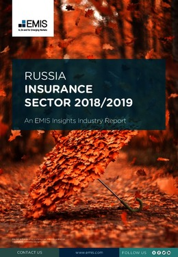 Russia Insurance Sector Report 2018/2019 - Page 1