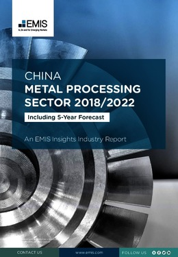 China Metal Processing Sector Report 2018/2022 - Page 1