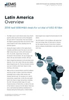 Latin America M&A Overview Report 2018 -  Page 3