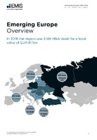 Emerging Europe M&A Overview Report 2018 -  Page 3