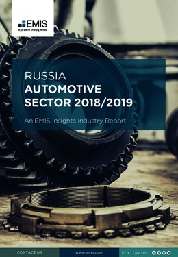 Russia Automotive Sector Report 2018/2019 - Page 1