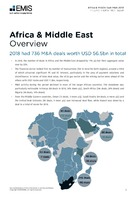 Africa and the Middle East M&A Overview Report 2018 -  Page 3