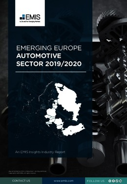 Emerging Europe Automotive Sector Report 2019/2020 - Page 1