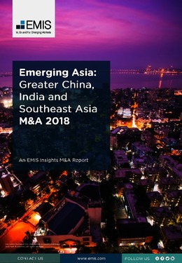 Emerging Asia M&A Overview Report 2018 - Page 1