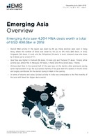 Emerging Asia M&A Overview Report 2018 -  Page 3