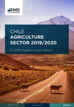 Chile Agriculture Sector Report 2019/2020 - Page 1