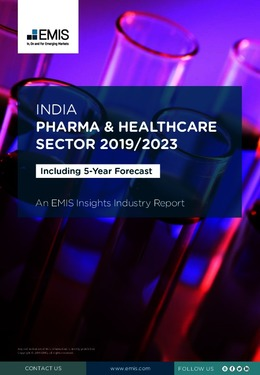 India Pharma and Healthcare Sector Report 2019/2023 - Page 1