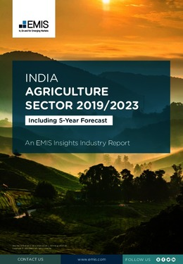 India Agriculture Sector Report 2019/2023 - Page 1