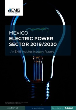 Mexico Electric Power Sector 2019/2020 - Page 1