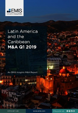 Latin America M&A Overview Report Q1 2019 - Page 1