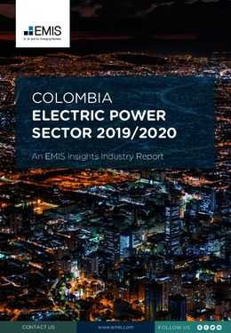 Colombia Electric Power Sector Report 2019/2020 - Page 1