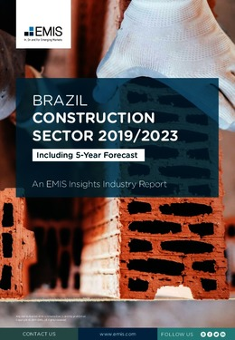Brazil Construction Sector Report 2019/2023 - Page 1