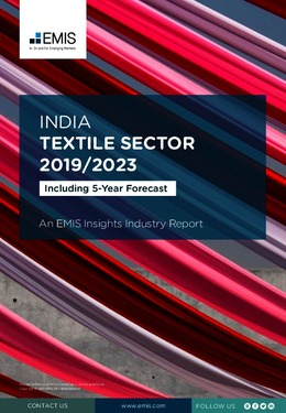 India Textile Sector Report 2019/2023 Industry Report | EMIS