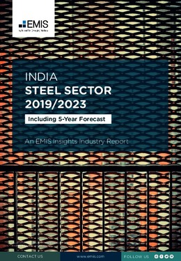 India Steel Sector Report 2019/2023 - Page 1