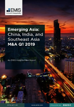 Emerging Asia M&A Overview Report Q1 2019 - Page 1