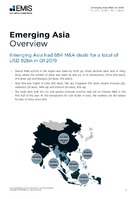 Emerging Asia M&A Overview Report Q1 2019 -  Page 3