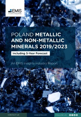 Poland Metallic and Non-Metallic Mineral Mining Sector Report 2019/2023 - Page 1