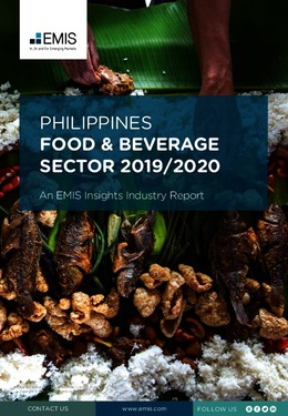 Philippines Food and Beverage Sector Report 2019/2020 - Page 1