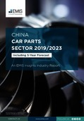 China Car Parts Sector Report 2019/2023 - Page 1