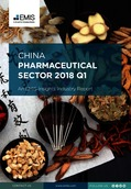 China Pharmaceutical Sector Report 2018 1st Quarter - Page 1