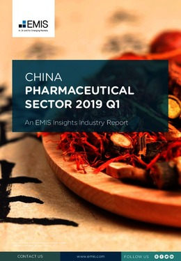 China Pharmaceutical Sector Report 2019 1st Quarter - Page 1