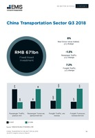 China Transportation Sector Report 2018 4th Quarter -  Page 14