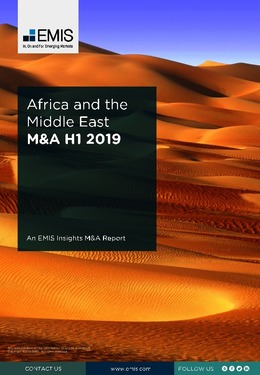 Africa and the Middle East M&A Overview Report H1 2019 - Page 1