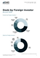 Africa and the Middle East M&A Overview Report H1 2019 -  Page 9