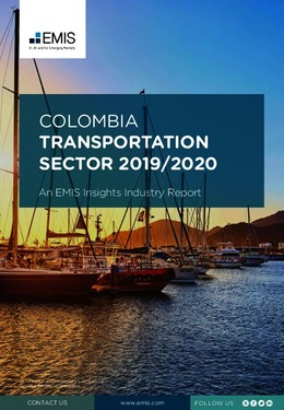 Colombia Transportation Sector Report 2019/2020 - Page 1