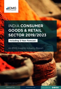 India Consumer Goods and Retail Sector Report 2019/2023 - Page 1