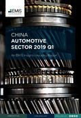 China Automotive Sector Report 2019 1st Quarter - Page 1