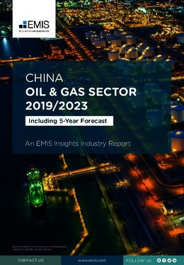 China Oil and Gas Sector Report 2019/2023 - Page 1