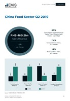 China Food Sector Report 2019 3rd Quarter -  Page 13