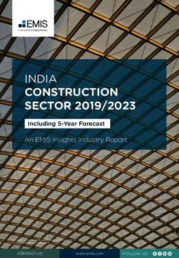 India Construction Sector Report 2019/2023 - Page 1