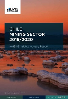 Chile Mining Sector Report 2019/2020 - Page 1