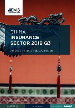 China Insurance Sector Report 2019 3rd Quarter - Page 1