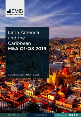 Latin America M&A Overview Report Q1-Q3 2019 - Page 1