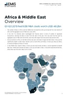 Africa and the Middle East M&A Overview Report Q1-Q3 2019 -  Page 3