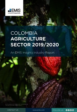 Colombia Agriculture Sector Report 2019/2020 - Page 1
