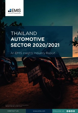 Thailand Automotive Sector Report 2020/2021 - Page 1