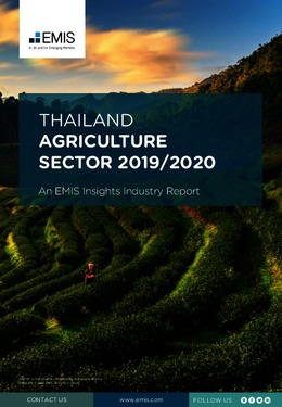 Thailand Agriculture Sector Report 2019/2020 - Page 1
