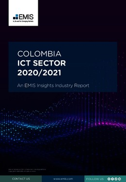 Colombia ICT Sector Report 2020/2021 - Page 1