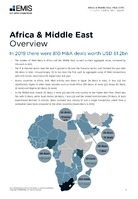 Africa and the Middle East M&A Overview Report 2019 -  Page 3